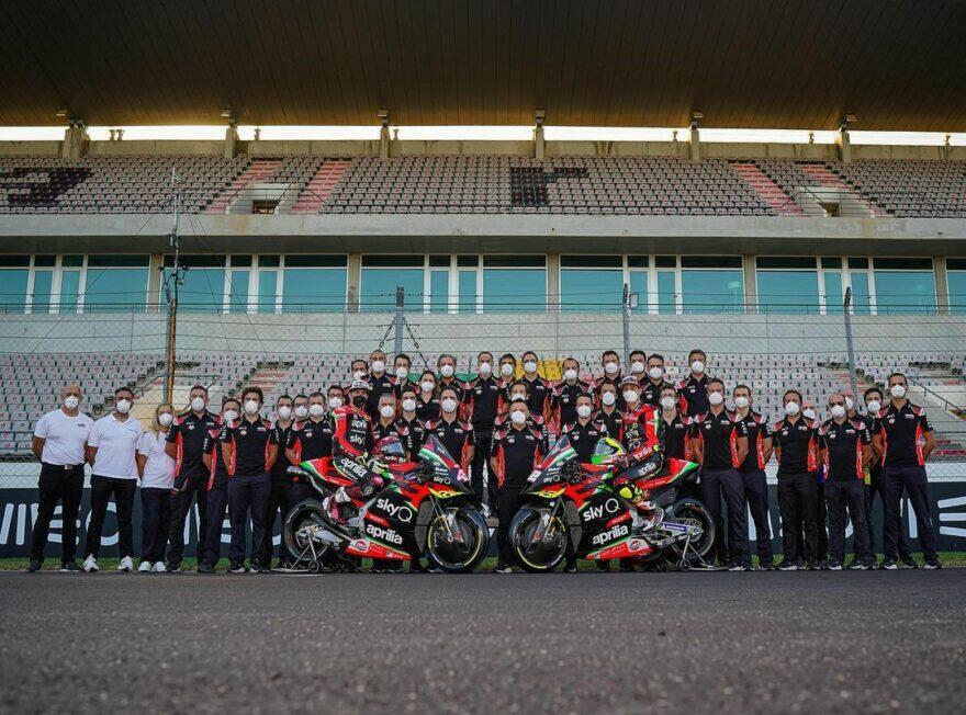 Gresini Racing отколется от Aprilia и обретёт независимость к 2022 году