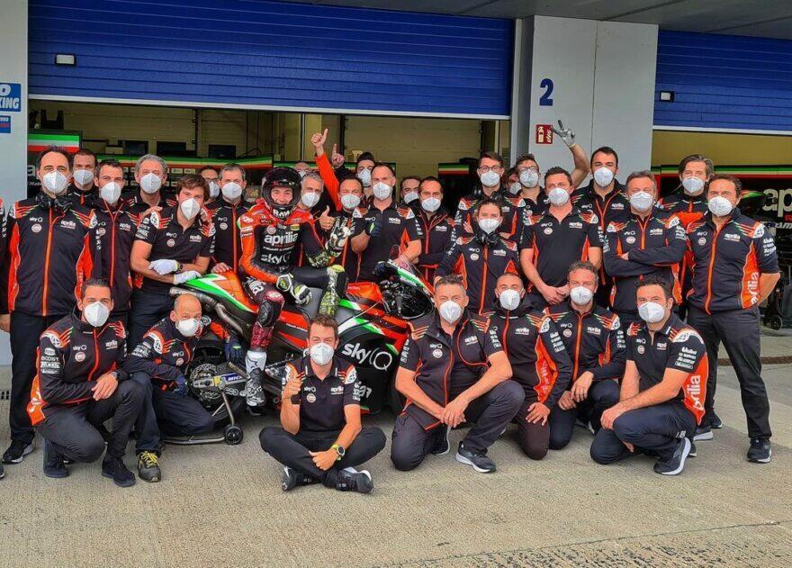 Gresini Racing ведёт переговоры «с Suzuki, Ducati и другими»