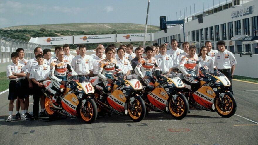 Repsol Honda с Маркесом, Эспаргаро и Довициозо? Слово за Dorna