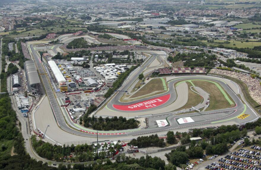 Барселона-Каталунья сделает единый 10 поворот для MotoGP и Формулы-1