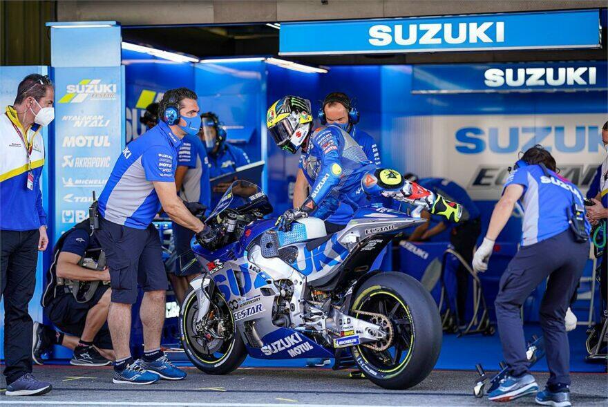 Monster Energy станет официальным партнёром Suzuki в MotoGP