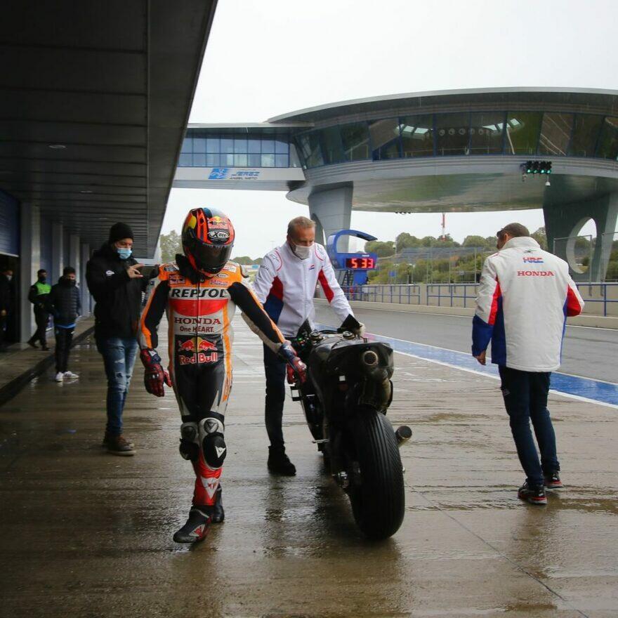 #фотоGP: Брадль открыл в Хересе предсезонку MotoGP