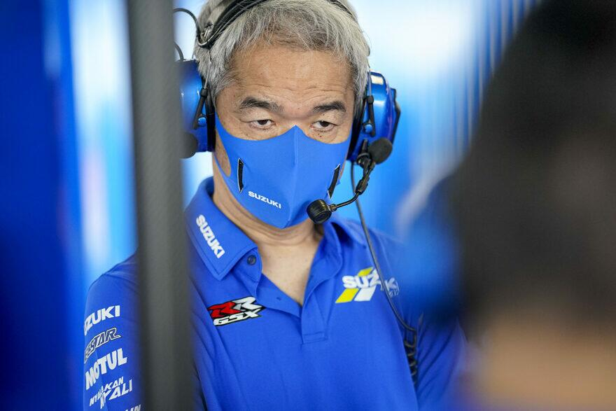 Сахара: Suzuki справится и без Бривио