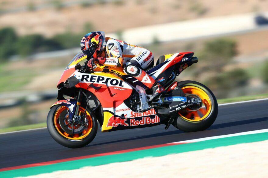 Aprilia тестирует новый мотоцикл MotoGP с «интересными улучшениями»