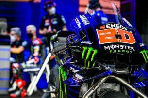 20 Фабио Квартараро, Monster Energy Yamaha MotoGP, M1