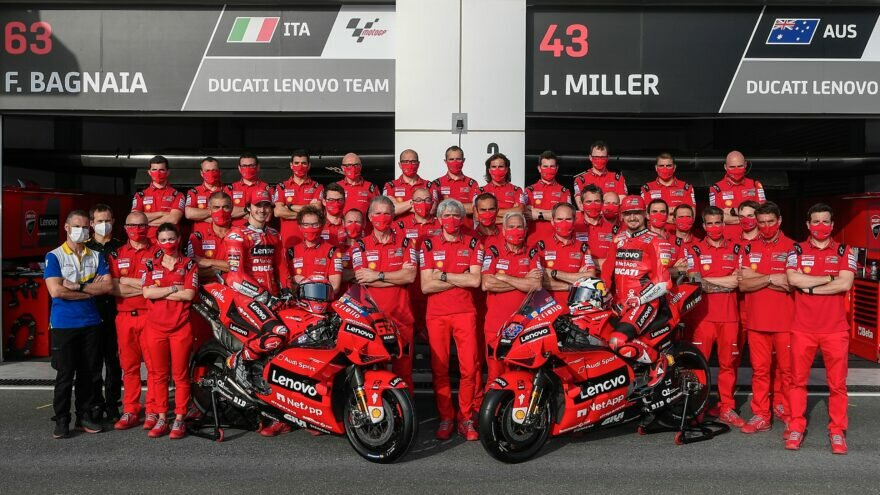 Ducati Team 2021