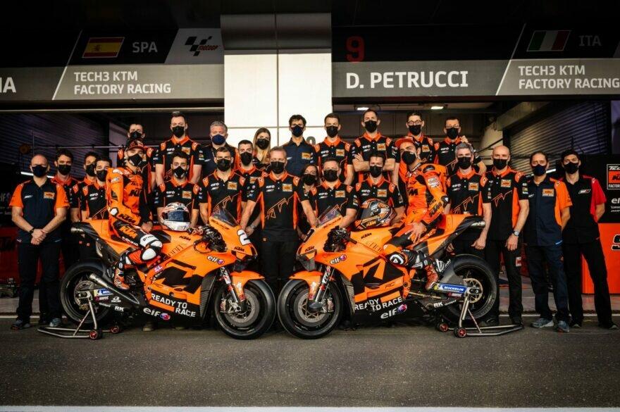 Red Bull KTM Tech 3 2021