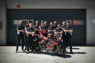 Тито Рабат и Barni Racing