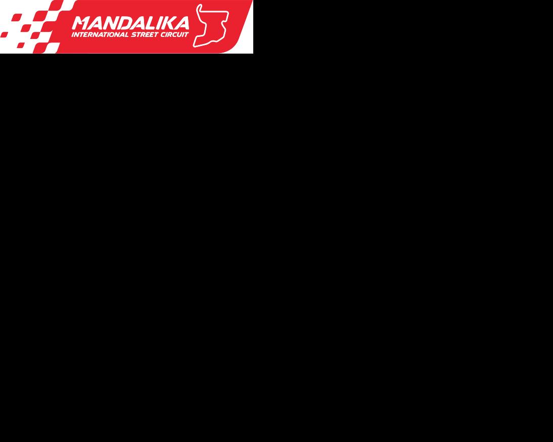 Схема трассы Мандалика