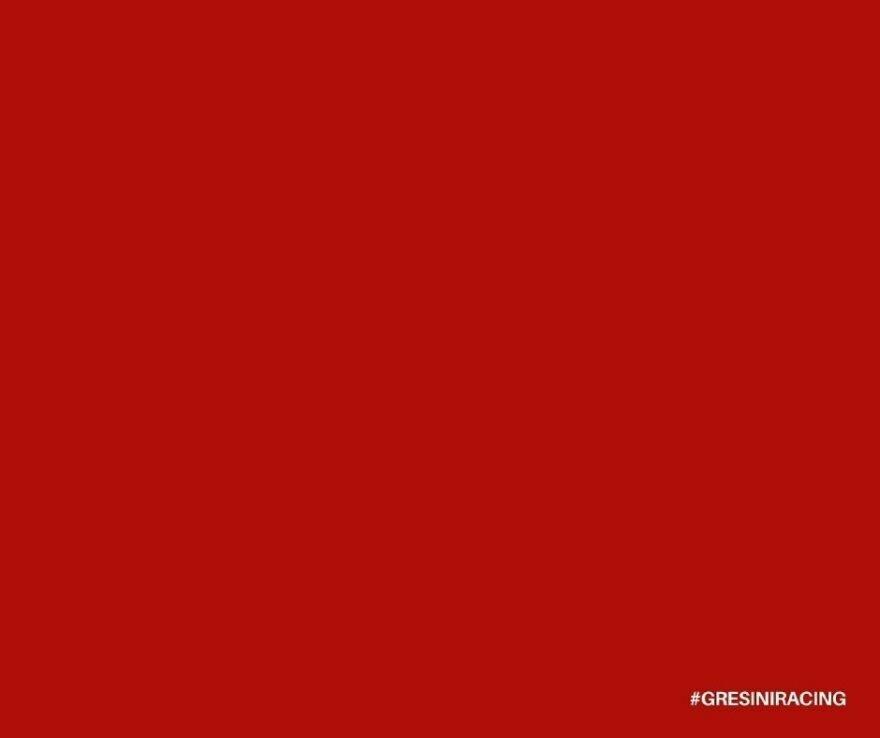 красный цвет поглощает Gresini Racing